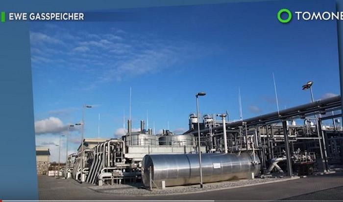 德国西北部利用地下盐穴建造全球最大液流电池的项目取得进展