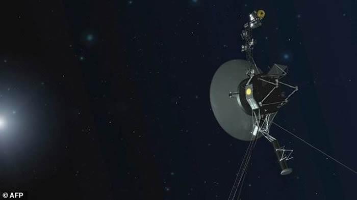 """休眠37年:迄今距离人类最遥远的探测器""""旅行者""""1号推进器成功重启"""