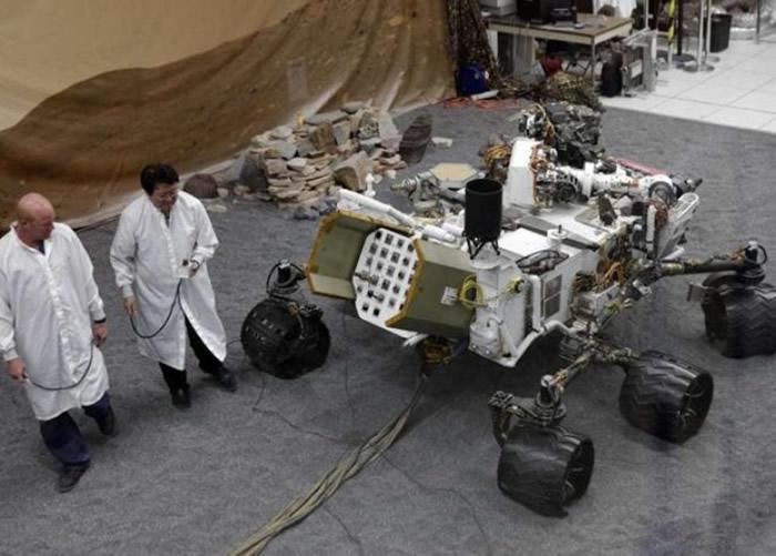 好奇号将被新一代火星探测车取代。(资料图片)