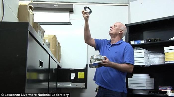 美国劳伦斯利弗莫尔国家实验室再解密62段核试影片