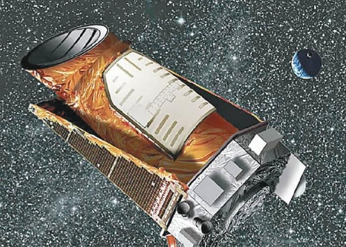 开普勒望远镜能同时观察大量恒星。
