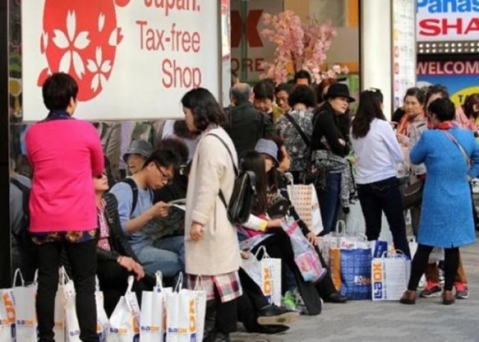 调查显示,日本首次成为中国人最想去的国家。(资料图片)
