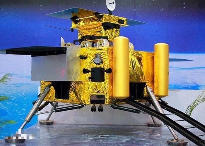 """中国将于明年先后发射""""嫦娥四号""""中继卫星及探测器。(资料图片)"""