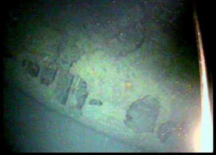 潜艇曾参与军事行动。