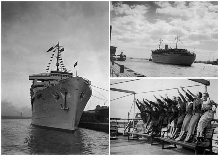MV威廉?古斯特洛夫号的历史被遗忘。
