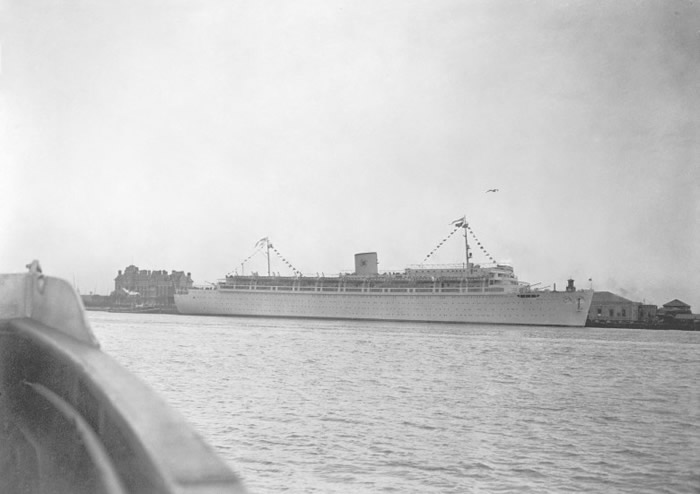 MV威廉?古斯特洛夫号被前苏联潜艇击沉。