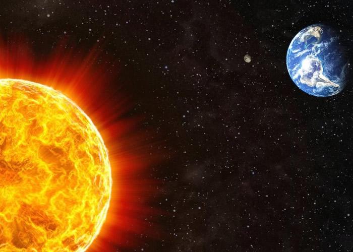 太阳磁波的能量将大幅减弱,或令地球气温下降。