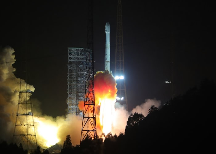 中国今年计划实施35次火箭发射任务,将成为单年历史最多。