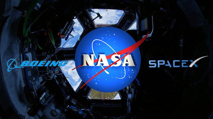 美国NASA与波音、SpaceX合作的商业太空船将在2018进行载人飞行测试