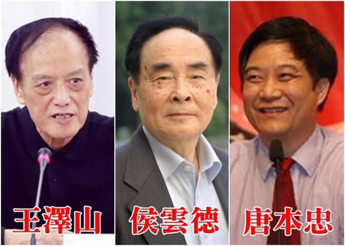 王泽山和侯云德获国家最高科学技术奖。而香港科技大学化学系讲座教授唐本忠则获得国家自然科学一等奖。(资料图片)