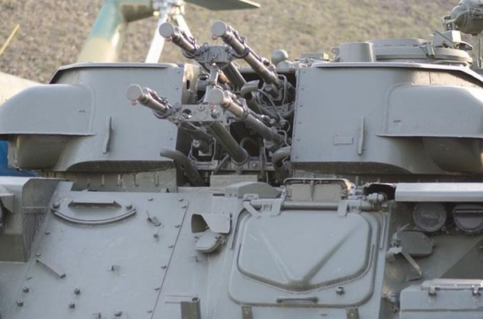 美军为防范无人机袭击 开发能够安装在装甲车上的激光炮系统(IM-SHORAD)