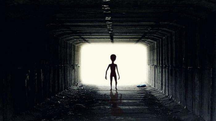 鸣泽真也认为,如果有高智慧外星生命体,应该也会以光线传递讯息。