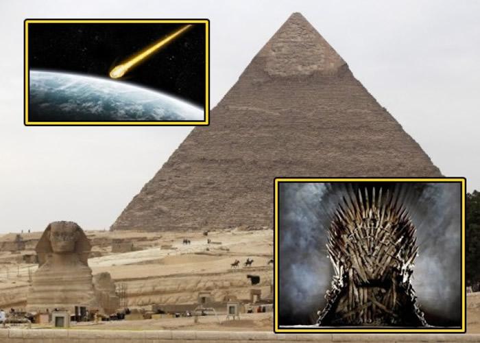 意大利专家研究胡夫金字塔文献后 推测密