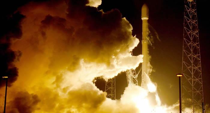 SpaceX猎鹰9号搭载的美国秘密卫星未进入轨道