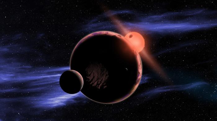 """""""主动搜寻地外智慧文明""""天文学家向小犬座可能存在生命的GJ 273b行星发出无线电讯号"""