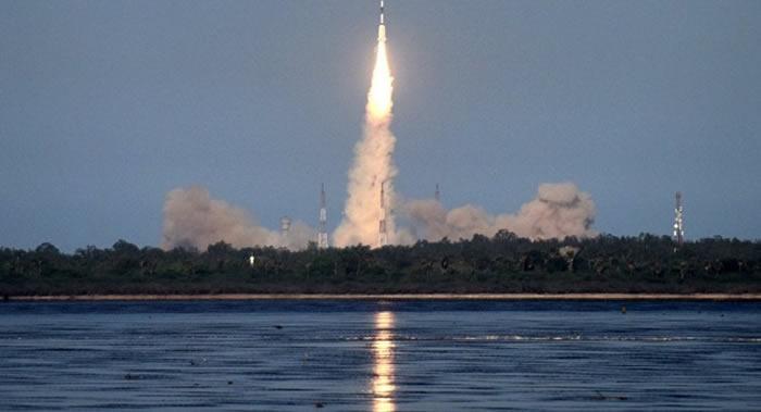 印度空间研究组织计划于2021年前发射首枚私人运载火箭