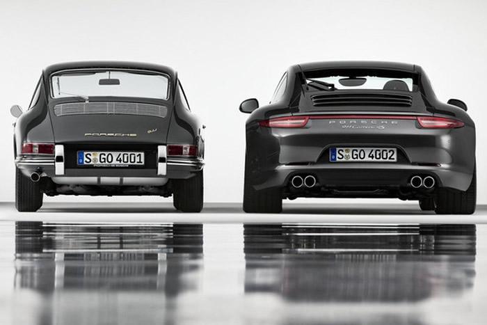 """保时捷跑车为何叫""""911""""?原来是与Peugeot的美丽误会"""