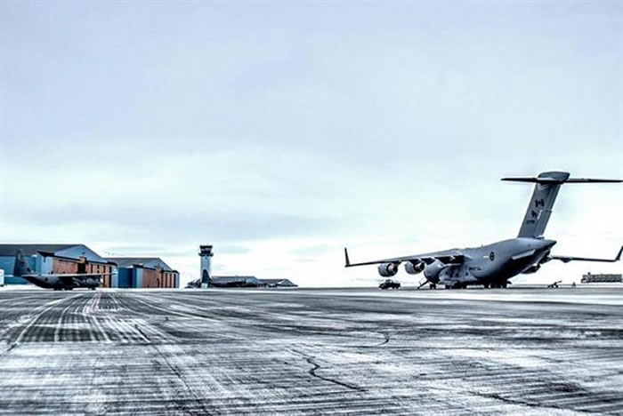 美国至今仍使用图勒空军基地。