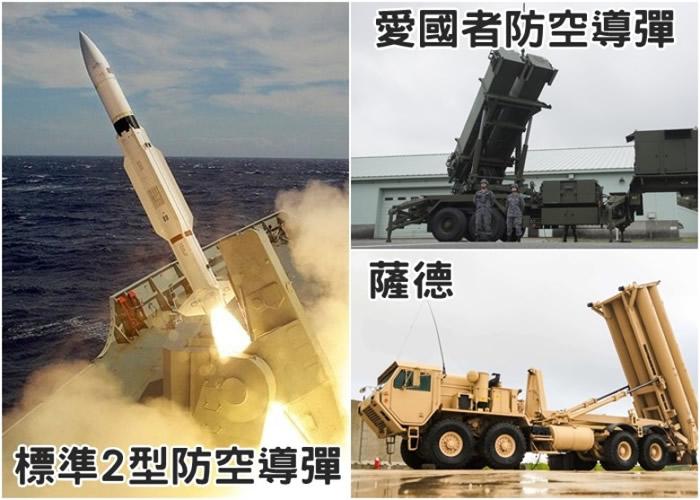 萨德及爱国者导弹都大量向外倾销。