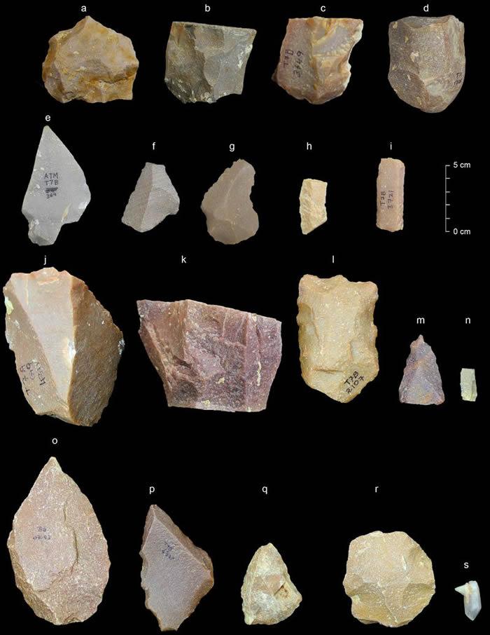 印度38.5万年前旧石器引发科学家重新考虑对早期人类走出非洲的传统理解