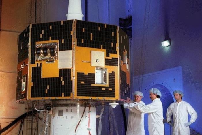 """人造卫星""""IMAGE""""已与NASA失联多年。"""