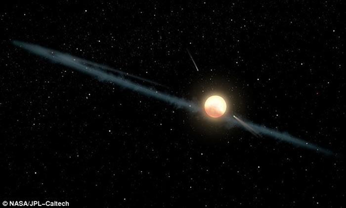 俄罗斯科学家将在天鹅座塔比之星上寻找外星人痕迹