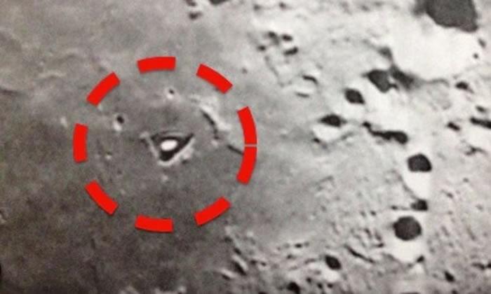 SecureTeam10组织专家发现NASA秘而不宣的月球表面圆形物体 疑为外星人基地