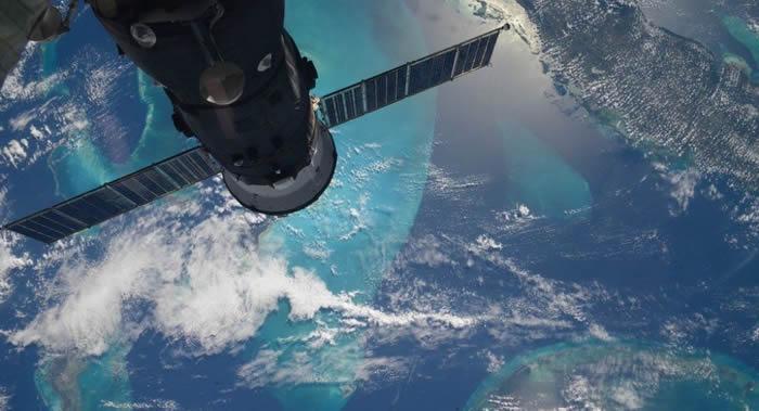 本周晚上俄罗斯人可以看到国际空间站夜空中飞过