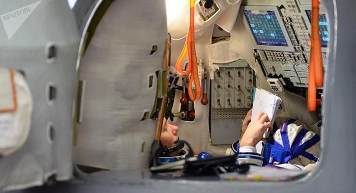"""国际空间站上将试用俄罗斯研究成果:利用""""物联网""""技术的货物存储系统"""