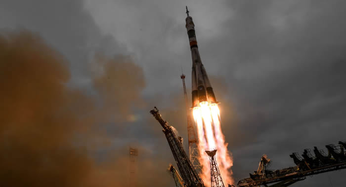 俄罗斯联盟MS-09号载人飞船将于2018年6月6日发射升空