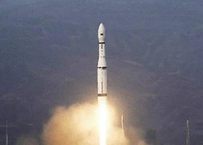 长征十一号运载火箭今年将执行5次发射任务。(资料图片)