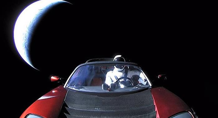 美国普渡大学科学家警告马斯克的特斯拉超跑Rodster可能会对火星生物构成威胁