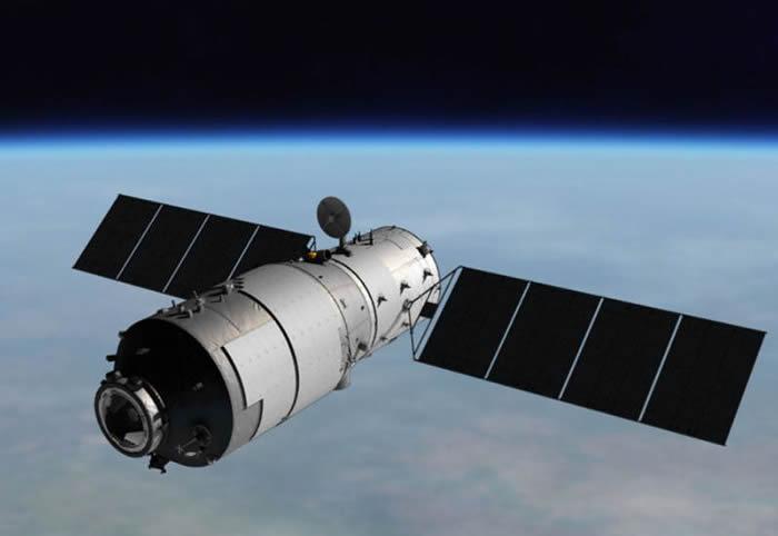 专家预测天宫一号将在3月24日至4月19日之间坠落地球