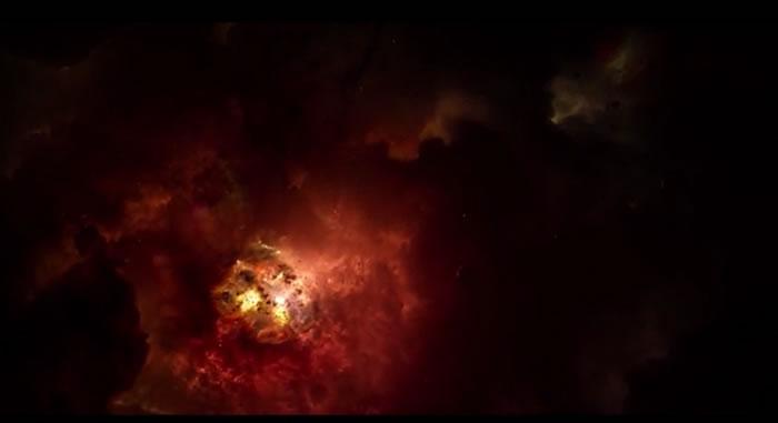 美国导演用10分钟视频展现宇宙138亿年的发展