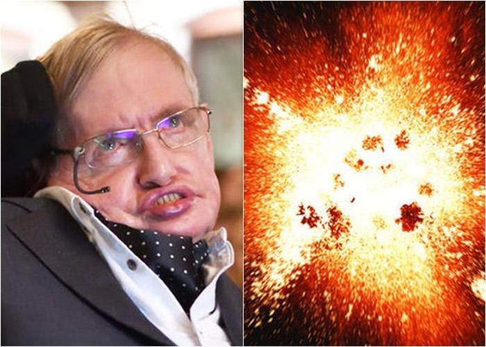 霍金:时间在宇宙大爆炸前已经存在