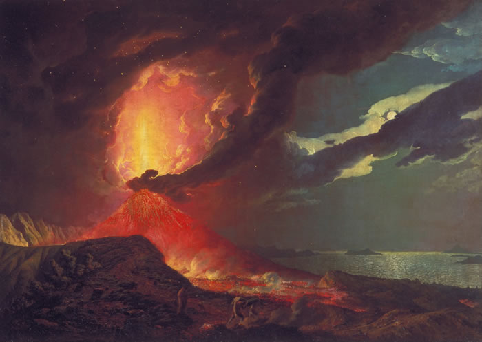 """74000年前早期人类在苏门答腊岛巨型火山""""托巴""""爆发后幸存下来"""