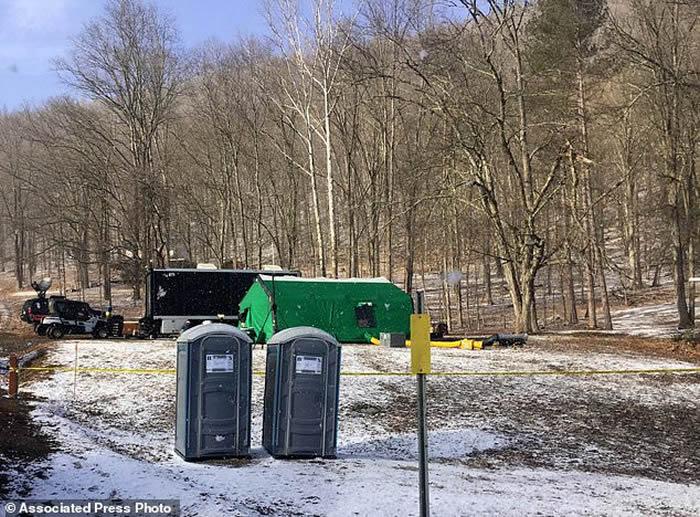 """寻宝组织Finders Keepers声称在美国宾夕凡尼亚州树林发现""""葛底斯堡战役""""黄金"""