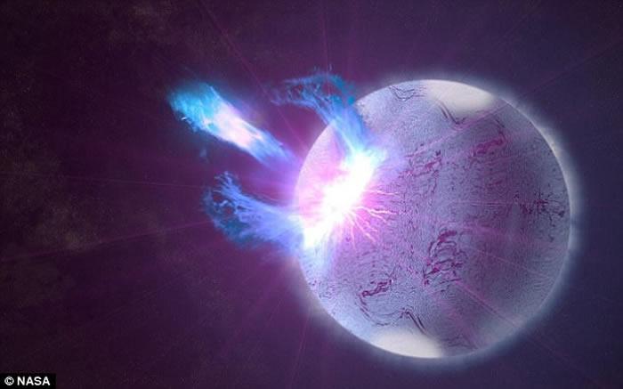 """外星人接触地球?天文学家接连接收到宇宙中""""快速电波爆发""""强力神秘讯号"""