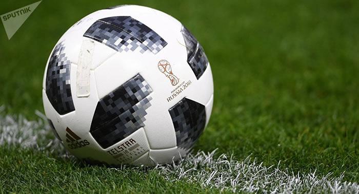 宇航员将携带2018年世界杯足球赛揭幕战官方用球一起前往国际空间站