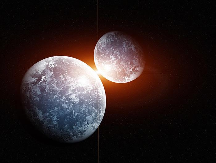 有关月球起源的几种假说