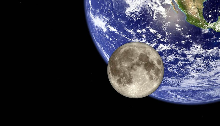 地球上大部分水可能在形成月球的巨大撞击事件前就已存在