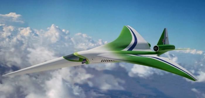 X-plane飞行速度更快,噪音更小。