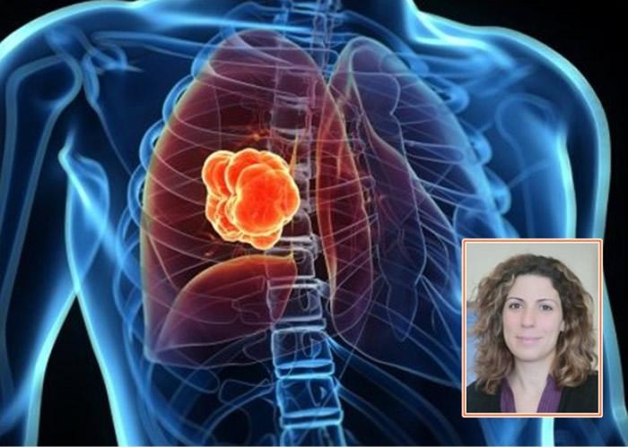 卡拉娜伊(小图)表示新疗法可抑制肿瘤生长。