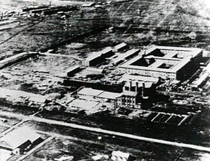 日军731部队驻地