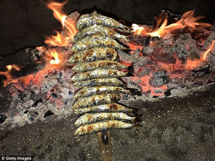 石器时代北欧居民的主要食物是鱼类