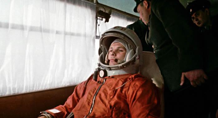 加加林训练用过的气压舱在俄罗斯莫斯科被盗