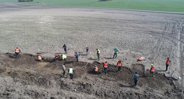 波罗的海德国吕根岛上发现千年宝藏