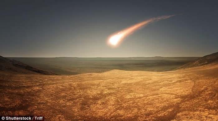 """天文学家研究""""Almahata Sitta""""陨石内发现的金刚石 发现消失的行星曾经存在的证据"""