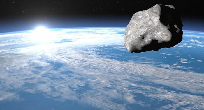 """小行星""""2018 GE3""""近距离掠过地球 大小与引发通古斯大爆炸的陨石相似"""
