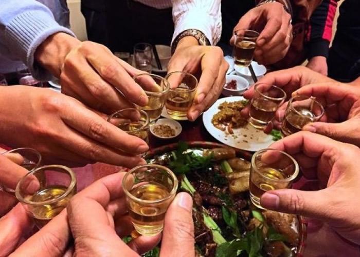 专家警告所有程度的喝酒量,都会增加患心血管疾病的机会。(资料图片)